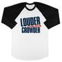 Louder With Crowder Baseball Tee