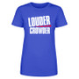 Louder With Crowder Women's Apparel