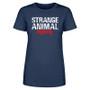 Strange Animal Mom Women's Apparel