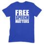 Free Speech Matters Men's Apparel