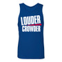 Louder With Crowder Men's Tank Top