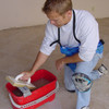 Grout Caddy Rollers