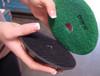 "5"" Velcro Polishing Pad Attachment"