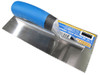 """1/16"""" Square Notch Stainless Steel Trowel - 12 Pack"""