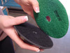 "4"" Economy Grade Diamond Polishing Pad 3000 Grit"