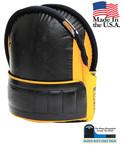 Super Soft Knee Pads Hi-Viz Yellow - Large