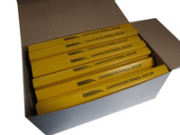 Carpenter Pencil 72pcs/Box