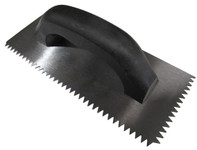 "1/4"" V Notch Trowel"