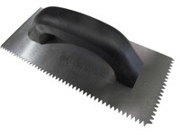 "3/16"" V Notch Trowel"
