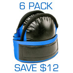 Super Soft Knee Pads - Reg/Med 6 Pack ($22.95 ea)