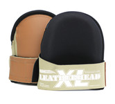 Super Soft Knee Pads Leather Head- Large 6 Pack ($50.95 ea)