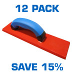 "3"" x 12"" Grout Float Solid Urethane Bottom - 12 Pack $11.81 each"