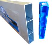 Aluminum Annodized Box Screed