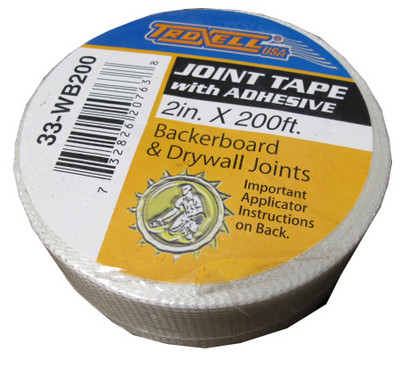 Joint Tape with Adhesive