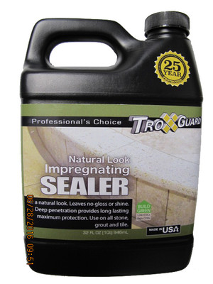 TroXGuard Natural Look Impregnating Sealer