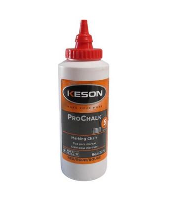Chalk Refill 8oz. Bottle - Red