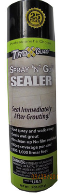 TroXGuard Spray-N-Go Aresol Wet Sealer