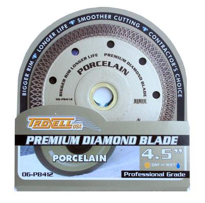 "Trox 4.5"" Porcelain Fiber Mesh Blades"