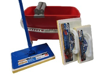 Grout Caddy & Accessories