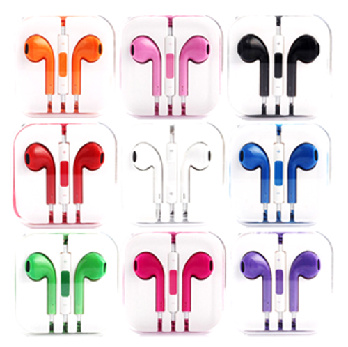 Apple Style Earbuds