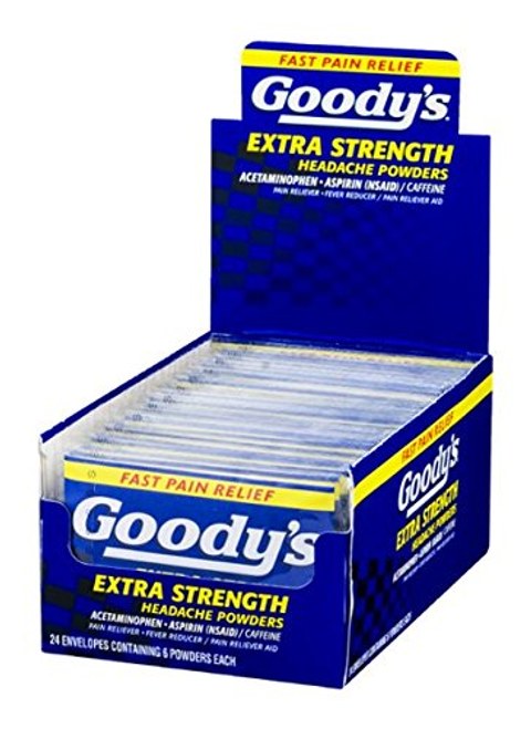 Goody's Powders 24ct.-6