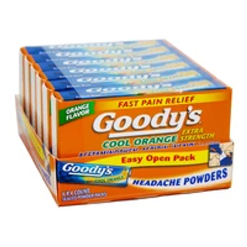 Goody's powder Cool Orange