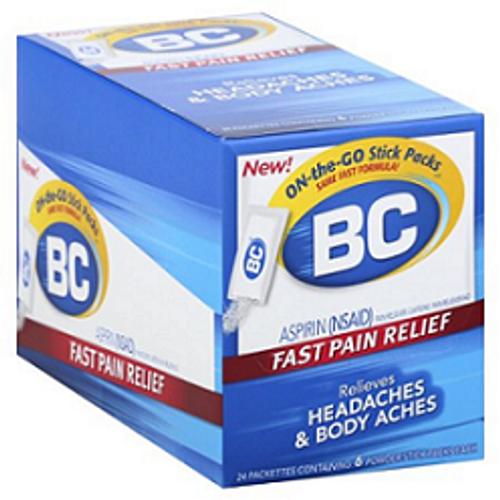 Wholesale BC Powder 24ct. of 6