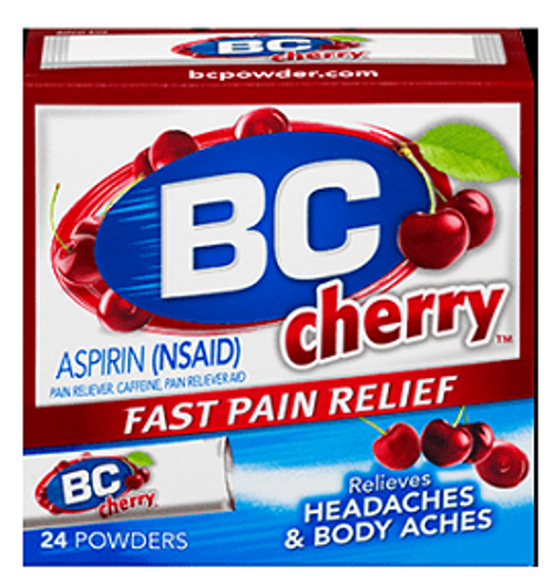 BC Powder  Pain Relief Cherry