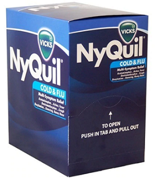 NyQuil Cold & Flu - Vicks