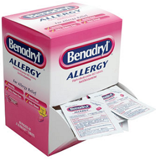 Wholesale Benadryl  Allergy