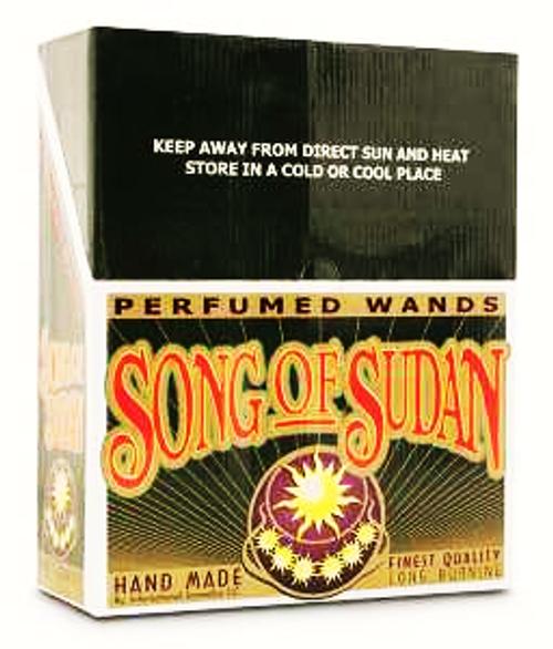 Song Of Sudan Jumbo Incense