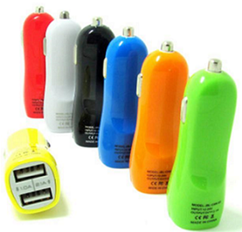 Wholesale Dual USB Car Chargers
