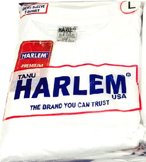 Wholesale Harlem T-Shirts White V Neck