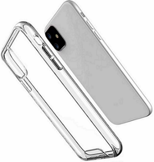 I-Phone Soft Transparent