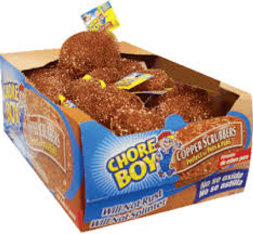Wholesale Chore Boy Scrubbers Sold by N D Wholesales