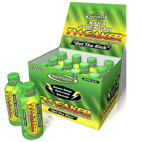 Tweaker Energy Extra Sour Apple