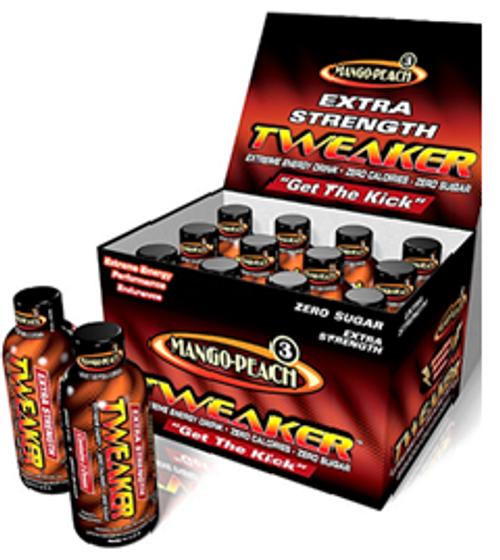 Tweaker Energy Extra Mango Peach