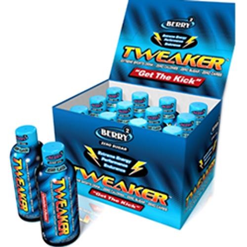 Tweaker Energy Shot Berry