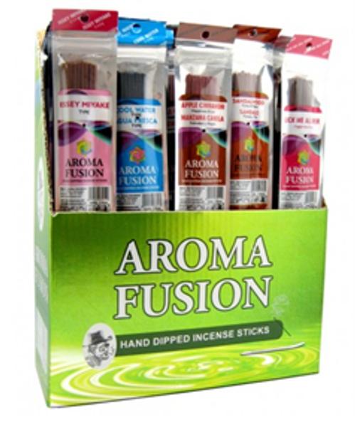Wholesale Aroma Fusion Incense 72ct.