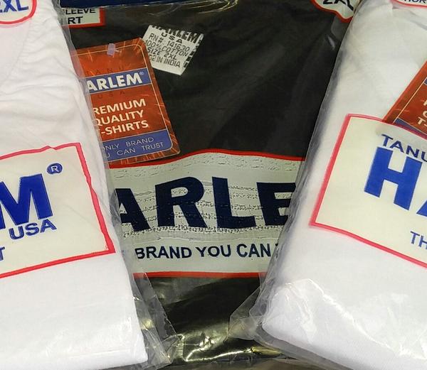 Wholesale Harlem T-Shirts V neck