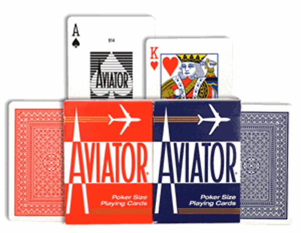 Aviator Playing Card