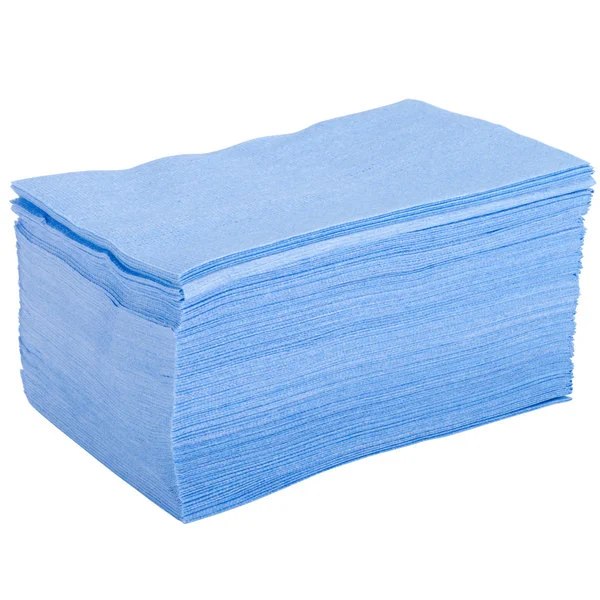 Blue  Cleaning Wipes