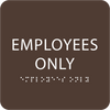 "6"" employees only"