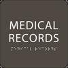 Olive Medical Records ADA Sign