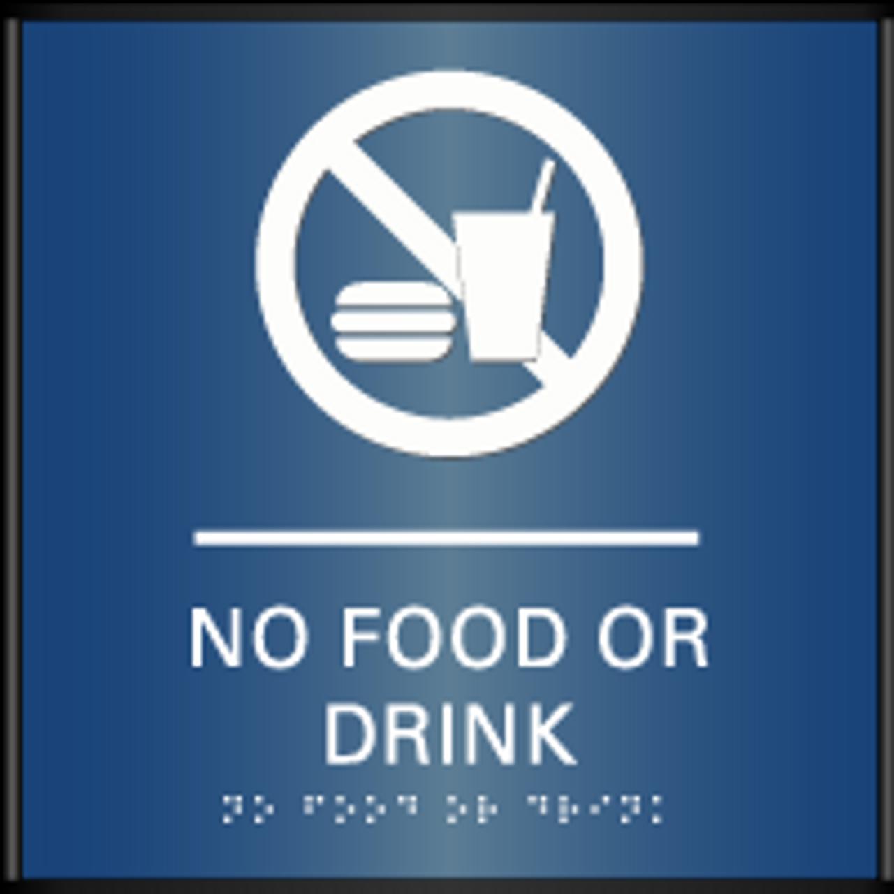 No _____ Sign