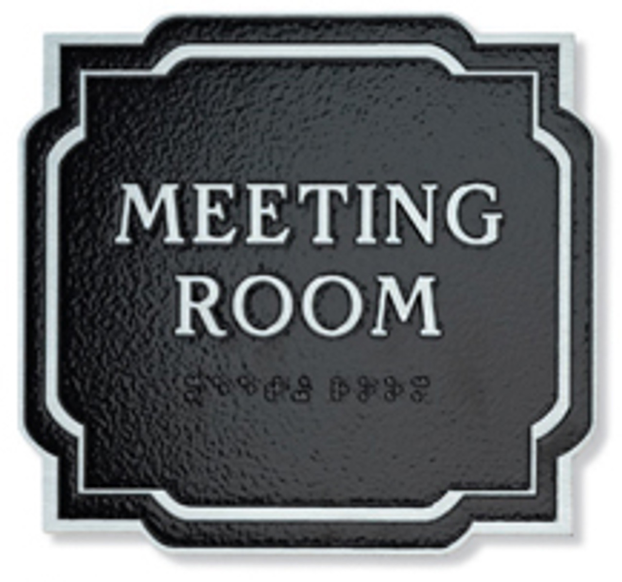 Women's ADA Restroom Sign - Metal Plaque