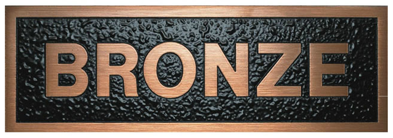 Unisex ADA Restroom Sign - Metal Plaque