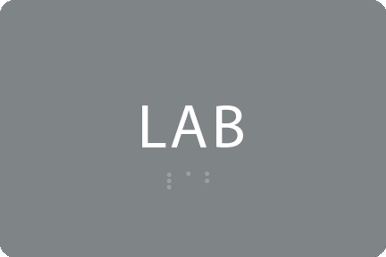 ADA Lab Sign