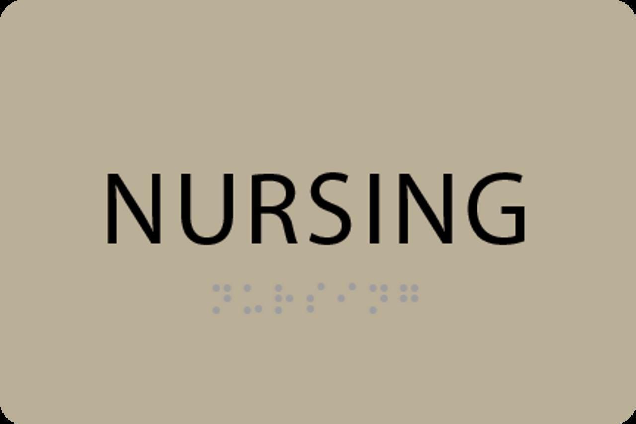 ADA Nursing Sign