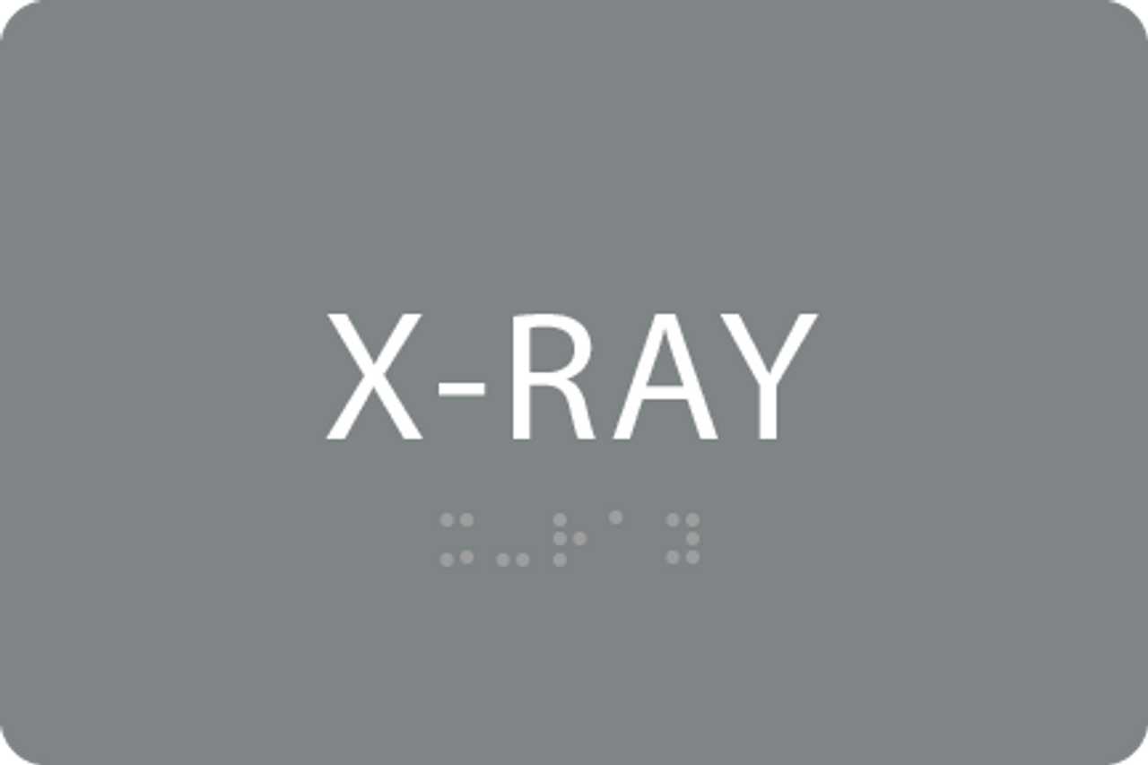 ADA X-Ray Sign